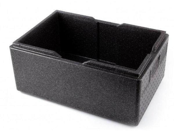 Hendi Thermobox 1 / 1GN | 46 Liter | -20 ° C bis + 110 ° C | 600x400x (H) 320mm