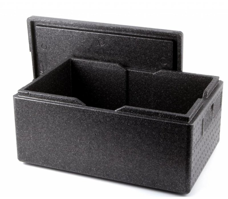 Hendi Thermobox | 53 Liter | -20 ° C to + 110 ° C | 685x485x (H) 260mm