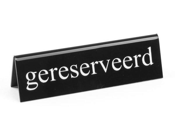 Hendi Tafelstandaard reserved