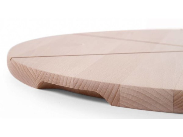 Hendi Pizzaplank beukenhout 600 mm