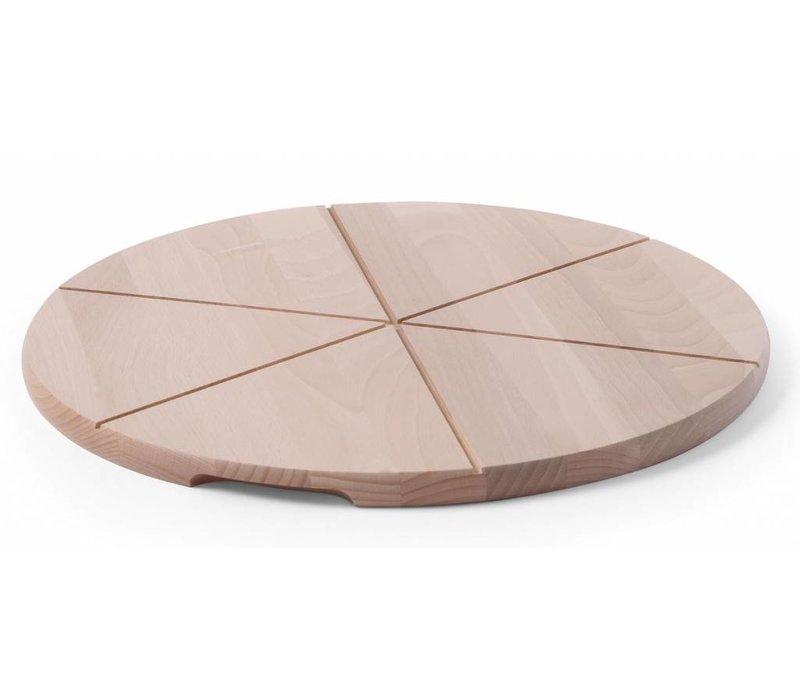 Hendi Pizzaplank beukenhout 400 mm
