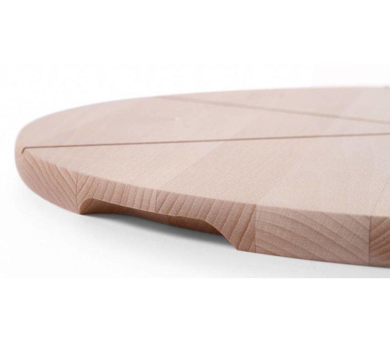 Hendi Pizzaplank beukenhout 350 mm