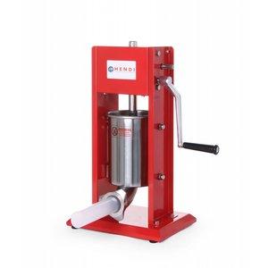 Hendi Worstenvul Machine Kitchen Line - 3 Liter
