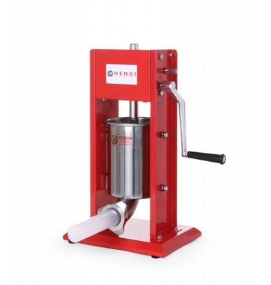 Hendi Wurstabfüllmaschine Küchenzeile - 3 Liter