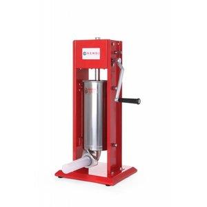 Hendi Worstenvul Machine Kitchen Line - 5 Liter