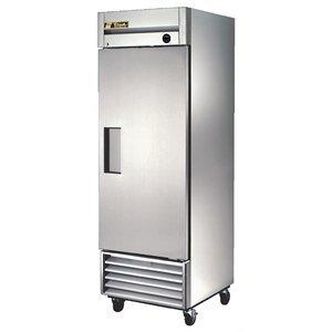 True Kühlschrank - Edelstahl - 580Ltr - 68x75x (h) 208cm - 5 Jahre Garantie
