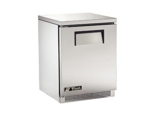 True Tabletop Kühlschrank - 147 Liter - 61x63x (h) 83cm - 5 Jahre Garantie