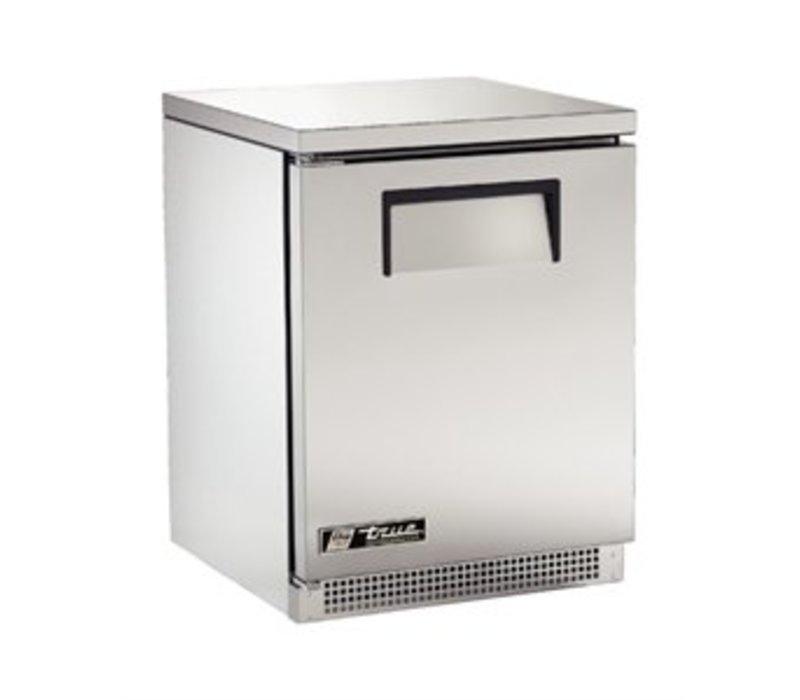 True Tabletop Refrigerator - 147 Liter - 61x63x (h) 83cm - 5 Year Warranty