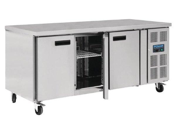 Polar Cool Workbench 3 doors - 634 Liter - 86x202x80cm