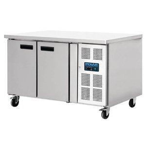 Polar Cool Workbench 2 door - 427 Liter - 86x151x80cm