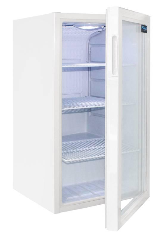 Polar Kühlschrank mit Glastür, Dosen Kühlschrank  88  -> Kühlschrank Glastür