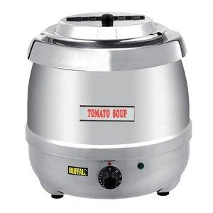 XXLselect Elektrische Suppenkessel 10 Liter Edelstahl - XXL Angebot