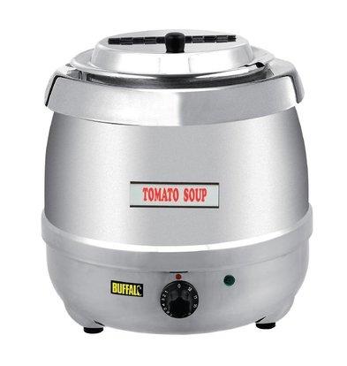 XXLselect Elektrische Soepketel RVS 10 Liter - XXL Aanbieding
