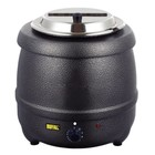 XXLselect Electric Soup Kettle - Grey - 10 Liter - XXL Offer