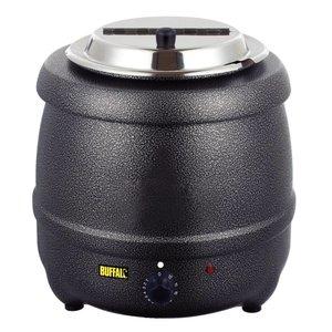 XXLselect Electric Soup Kettle - Grey - 10 Liter - XXL Offer