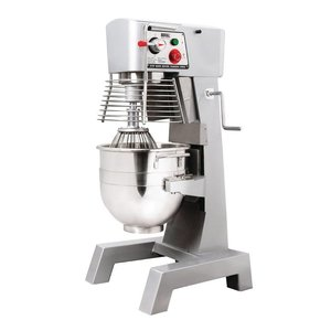 XXLselect Planet Mixer | 30 Liter | 3 Speeds | professional | 1.5 kW | 540x570x (H) 1030 mm