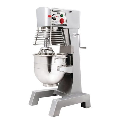 XXLselect Planet Mixer | 30 Liter | 3 Speeds | professional | 1.5 kW | 540x570x (H) 1030 mm