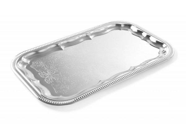 Hendi Party Platter | GN 1/1 | Chrome | 530x325mm