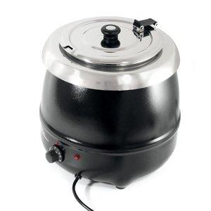 Hendi Elektrische Soepketel Hendi 8 Liter - XXL Topper