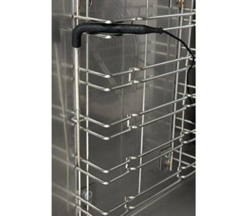Polar Blast Chiller / Schnellkühler / Schnell Gefrierschrank 240 Liter - 10 x 1/1 GN