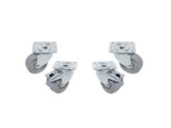 Diamond 4 Räder für den Kühl Diamant-Werkbank