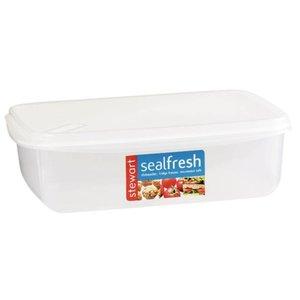 XXLselect Seal Fresh Food Box / Lunchbox   6x14x20cm   1 liter