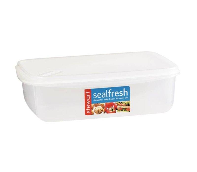 XXLselect Seal Fresh Food Box / Lunchbox | 6x14x20cm | 1 liter