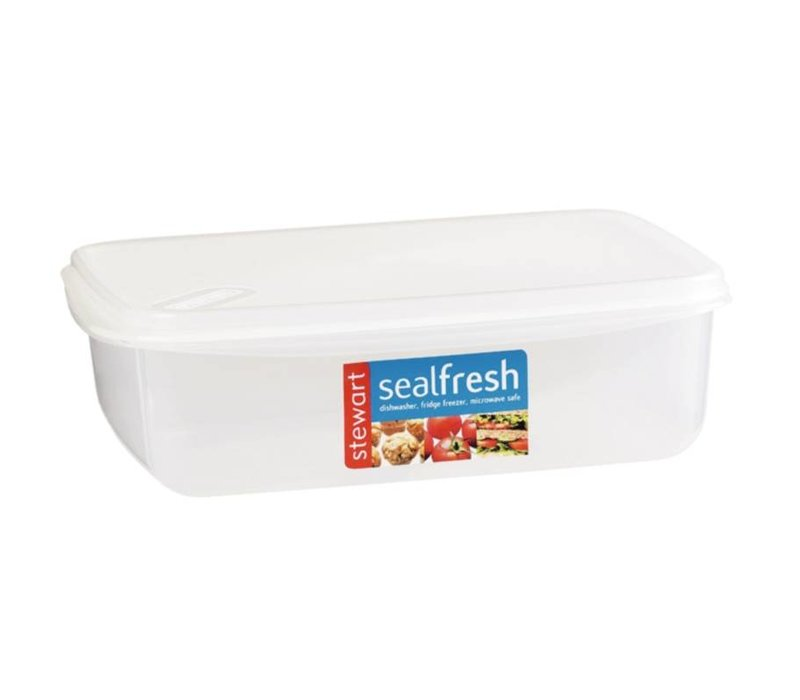 XXLselect Siegel Fresh Food Box / Lunchbox | 6x14x20cm | 1 Liter