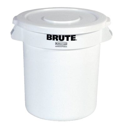Rubbermaid Rubbermaid Container White | Ø39,5x (H) 43,5cm | 38 Liter