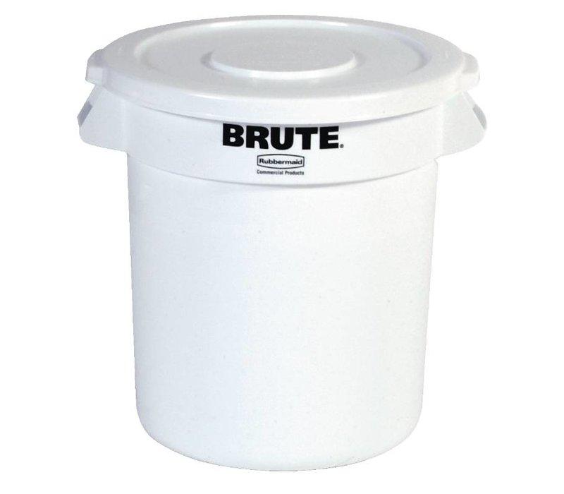 XXLselect Rubbermaid Container White | Ø39,5x (H) 43,5cm | 38 liter