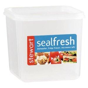 XXLselect Siegel Fresh Food Box | Dessert Container | 10x11x11cm | 0,8 Liter