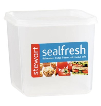 XXLselect Siegel Fresh Food Box | Dessert Container | 10x11x11cm | 0,8 Liter