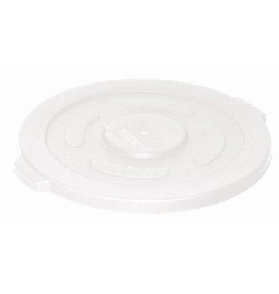 XXLselect Titelblatt der Vogue   Für weiße runde Vorratsbehälter   76 Liter
