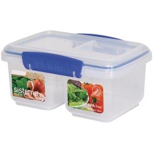 XXLselect Klip-It food stall   Split Basis   Stackable   18x12x8cm   1 Liter