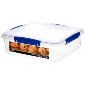 XXLselect Klip-It VleesBox | Stackable | 28x12x7cm | 1.7 Liter