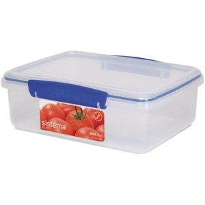 XXLselect Klip-it VoedselBox | Stapelbaar | 23,5x17x8cm | 2 Liter