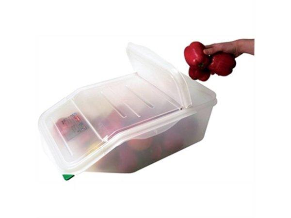 XXLselect Araven Vorratsbehälter | GN1 / 1 | 56,5x34x (H) 20 cm | 22 Liter