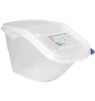 Araven Araven Vorratsbehälter   GN 1/3   39,5x20x (H) 20 cm   7 Liter