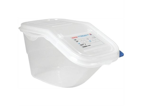 XXLselect Araven Voorraad Container | GN 1/3 | 39,5x20x(H)20cm | 7 Liter