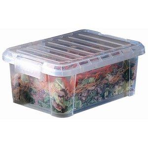 XXLselect Araven Nahrungsmittelkasten | 38x26,5x (H) 23cm | 14 Liter