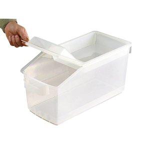XXLselect Araven Ingredientenbak   Abnehmbare Abdeckung   48x22,7x (H) 23cm   14 Liter