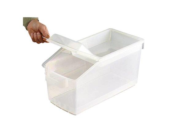 XXLselect Araven Ingredientenbak | Removable Cover | 48x22,7x (H) 23cm | 14 Liter