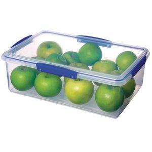 XXLselect Clip-it food stall | Stackable | 23,5x12x (H) 35.5 cm | 7 Liter