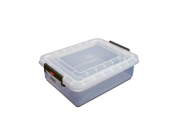 XXLselect Araven Stock Container | Equipped Coderingsset | 53x39,6x (H) 15.9cm | 20 Liter