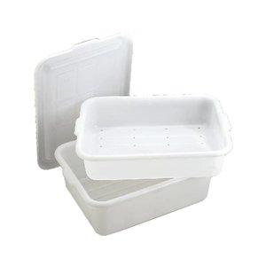 XXLselect Vogue-Nahrungsmittelbehälter | 52,1x39,4x (H) 17,8 cm | 32 Liter