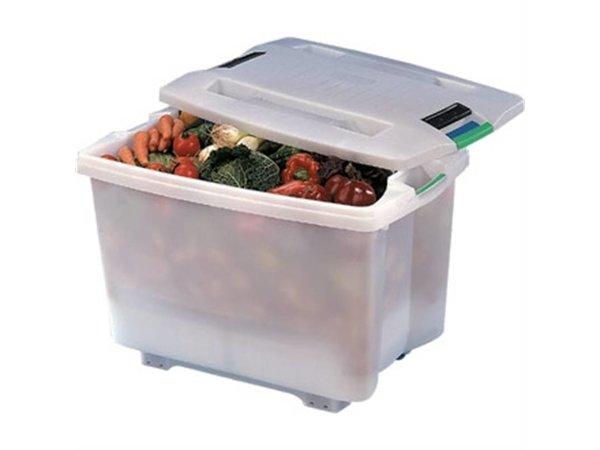 XXLselect Araven Lizenz Container | 41x39,5x (H) 60cm | 50 Liter