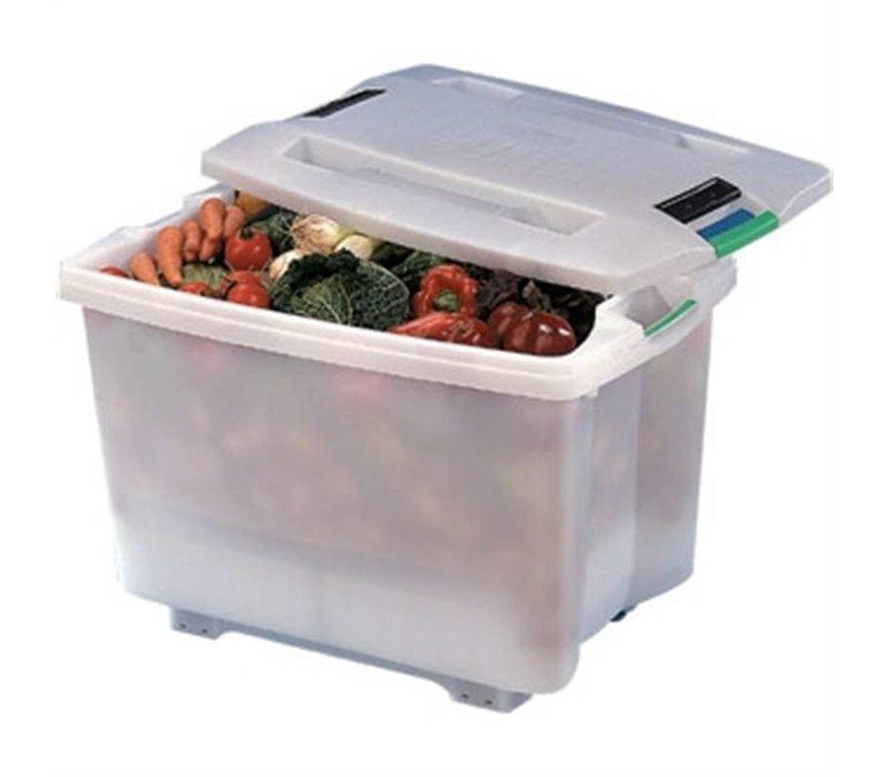 XXLselect Araven Stock Container | 41x39,5x (H) 60cm | 50 Liter
