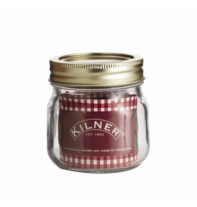 XXLselect Kilner Einmachglas   Mit Schraubdeckel   3 Größen erhältlich