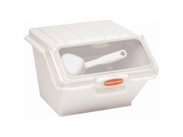 XXLselect Rubbermaid Stackable Container Stock | 38x29,8x (H) 21.6cm | 9.4 Liter