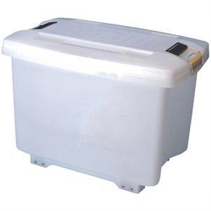 XXLselect Araven Lizenz Container | Mit Rädern | 65,5x43,5x (H) 45,5 cm | 70 Liter